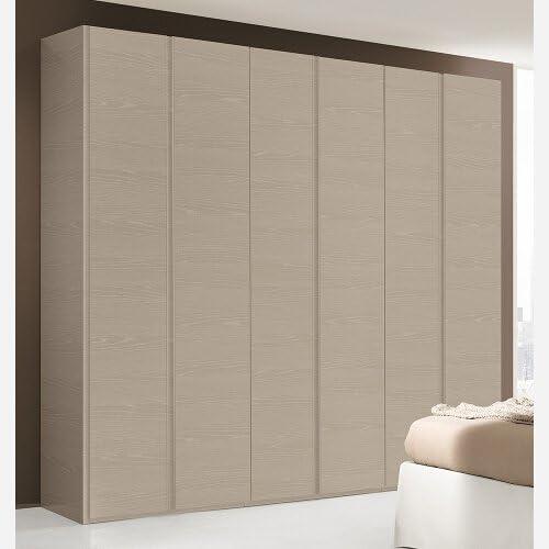 Desconocido Armario 6 Puertas 247 x 272 x 59 mazos Moderno Valentini Camera Cama Art. va1109: Amazon.es: Hogar