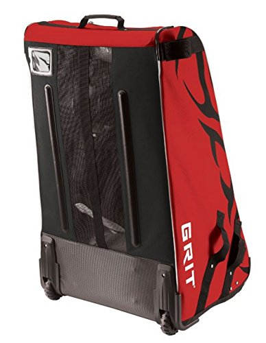 Grit Inc HTFX Hockey Tower 33'' Wheeled Equipment Bag Red HTFX033-CH (Chicago) … by Grit (Image #2)