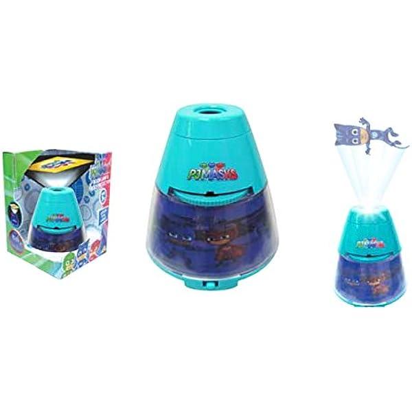 PJ Masks 1611043 - Lámpara de noche y proyector, multicolor ...