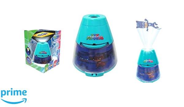 PJ Masks 1611043 - Lámpara de Noche y proyector: Amazon.es ...