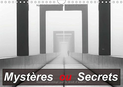 Download Mysteres ou Secrets 2018: Une serie d'images etranges posant question (Calvendo Places) (French Edition) pdf epub