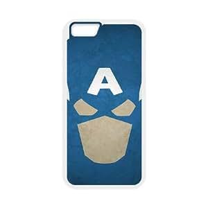 iPhone 6 Plus 5.5 Inch Cell Phone Case White Marvel superhero comic Xwkk
