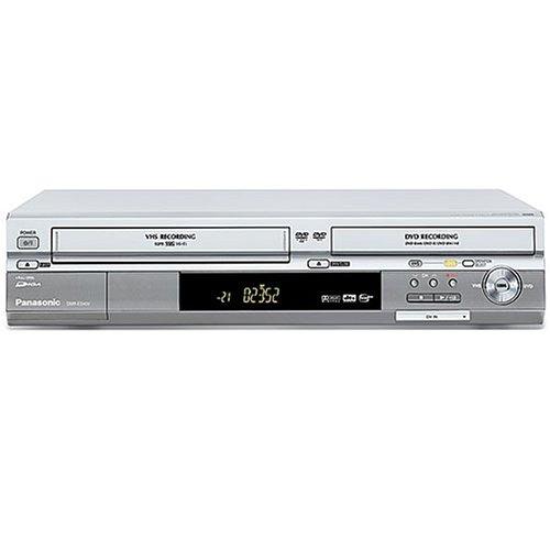 Panasonic DMR-ES40VS VHS/DVD Recorder Silver