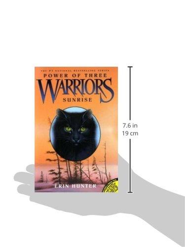 Sunrise (Warriors: Power of Three): Amazon.es: Hunter, Erin ...