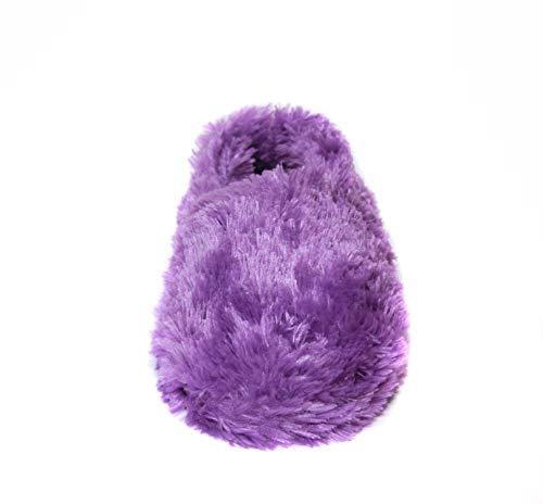 pour pour Onmygogo Onmygogo Femme Chaussons Femme Violet Violet Chaussons qtPY1wPx