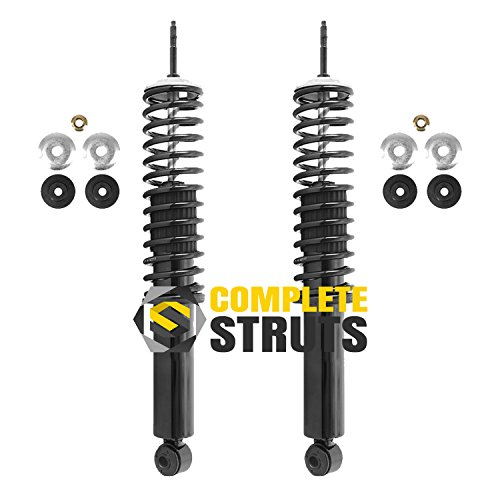 (1998-2002 Lincoln Navigator 4WD Front Air Bag to Shock Absorber Conversion Kit (Pair))