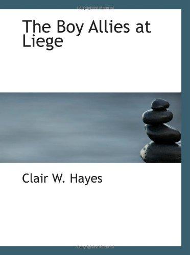 The Boy Allies at Liege ebook