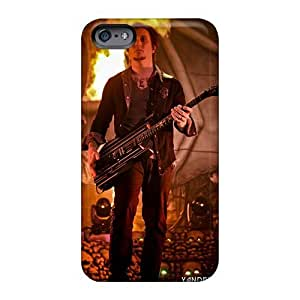 Scratch Protection Hard Cell-phone Case For Iphone 6 (LWx13568xUvt) Provide Private Custom Realistic Avenged Sevenfold Pictures
