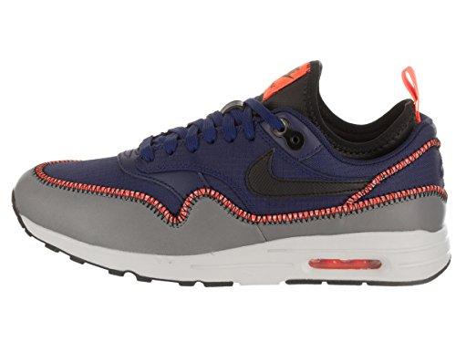 Nike Womens Air Max 1 Ultra 2.0 Si Scarpe Da Corsa Binario / Blu / Nero / Leggero / Osso