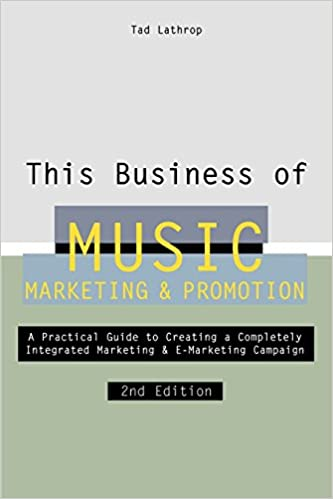amazon this business of music marketing and promotion a practical