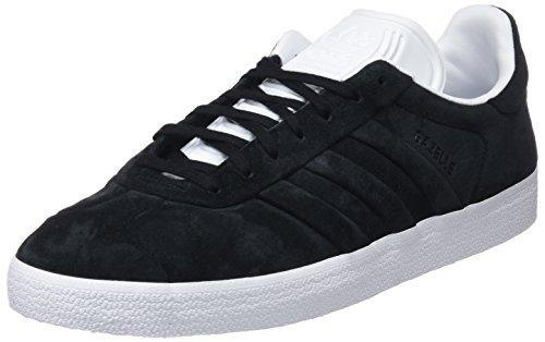 Adidas Point Gazelle Hommes Et Tourner Baskets Bas-top Noir (noyau Noir / Noyau Noir / Blanc Chaussures 0)
