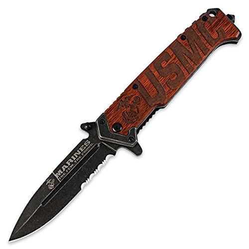 United Cutlery UC3134 USMC CombatWarrior Folder Knife