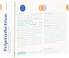 Sakai - TriptoActive 60 Comprimidos Activa El Estado De Ánimo L ...