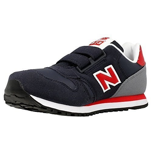 New Balance KV373GDI - Zapatillas para niños, Color Azul/Negro, Talla 20: Amazon.es: Zapatos y complementos