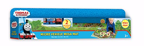 Thomas & Friends Mega Playmat with Vehicle