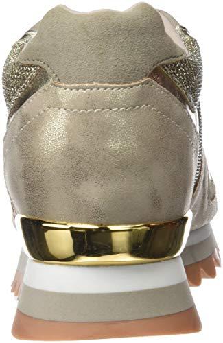 Gioseppo Para oro 46568 Oro Mujer p Dorado Zapatillas RRxpnZwqT