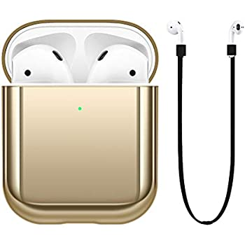 Amazon.com: JuQBanke Compatible for AirPod Case, Airpod