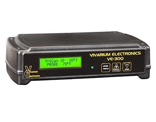 300 Thermostat - Vivarium Electronics VE-300 Thermostat (Reptile Basics)