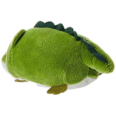 Ty 1607-41255 Wallie Alligator Teeny, Multicolored: Toys & Games