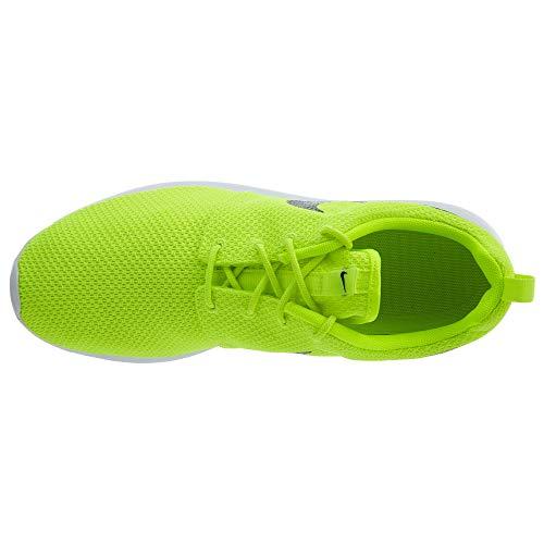 Black Roshe Laufschuhe Training Nike Damen Volt white Run 511882 SFxqv0