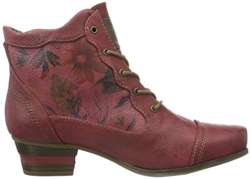 Rot Red Women's 509 Boots Mustang Ankle 1187 qOYP6P