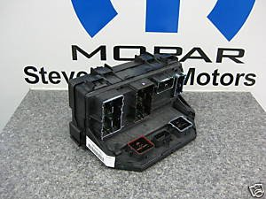2007 JEEP WRANGLER TIPM TOTALLY INTEGRATED POWER MODULE