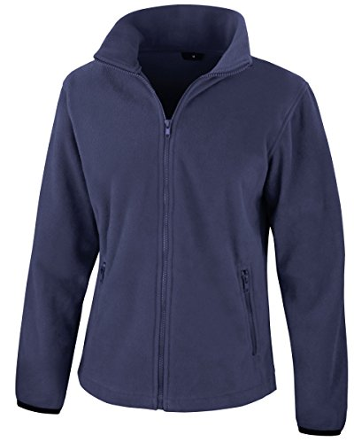 Fleece Result Ladies Navy Fit Daataadirect Fashion Blue Core gFPUxwqX