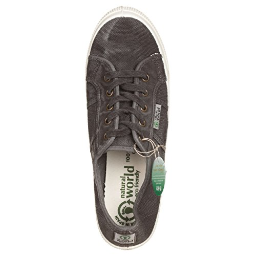 Natural World World Sneakers Natural Nero rnxrz8Cw7q
