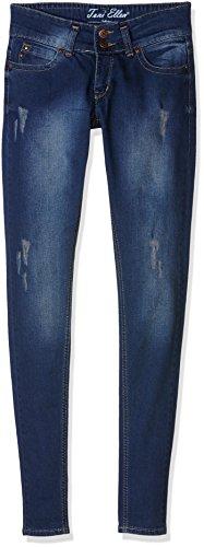 Deep Para Blue Ellen Mujer Azul Jeans Toni blau Iv855q