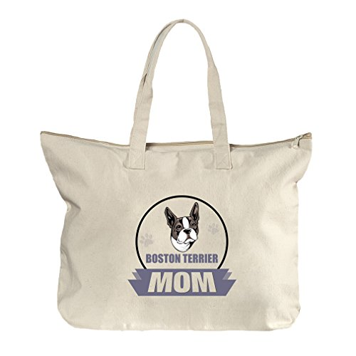 og Canvas Beach Zipper Tote Bag Tote ()