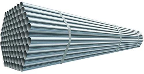 大和鋼管工業 超軽量単管パイプ スーパーライト700(日本製) 両ピン加工 5本セット (1.0M) B073S24CZV   1.0M