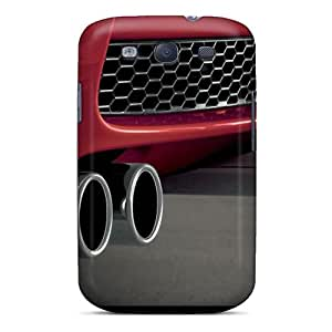 High Quality XSw4287QosN Red Bmw M3 Exhausts Tpu Case For Galaxy S3