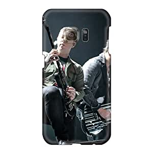 Samsung Galaxy S6 UYa7790VCBD Custom Stylish Avenged Sevenfold Band A7X Pictures Bumper Hard Cell-phone Case -MansourMurray