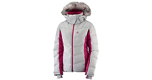 Amazon.com: Salomon ICETOWN - Chaqueta para mujer: Clothing