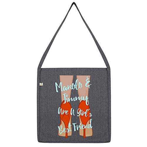 amp; Are Bag Friend Tote Manolo Dark Twisted Grey Envy A Girl's Jimmy Best I1OxE6Bq
