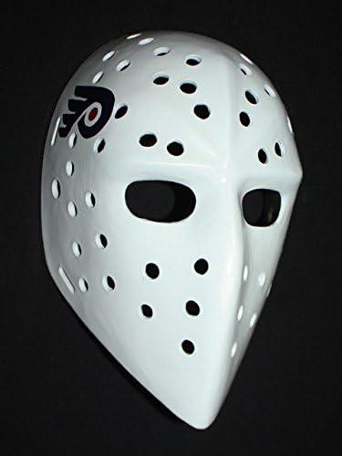 Amazon Com Tripple 777 1 1 Custom Vintage Fiberglass Roller Ice Hockey Goalie Mask Bernie Parent Ho103 Sports Outdoors