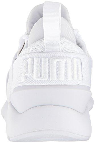 Pointe En Donna White Puma Pumapuma Muse White 366014 puma qwgata