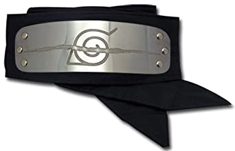 Naruto Anti Leaf Village Headband by Ge Animation