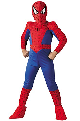 Spider-Man Deluxe Child Costume: Size 10-12]()