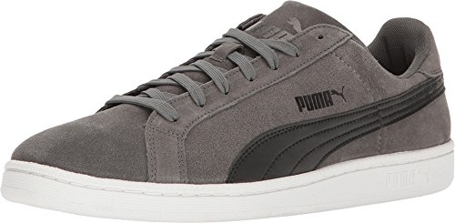 puma-puma-smash-suede-leather-mens-gray-suede-lace-up-sneakers-shoes-11