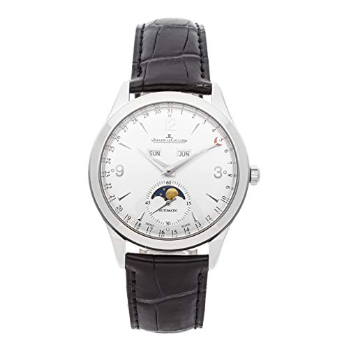 Jaeger-LeCoultre Master Mechanical (Automatic) Silver Dial Mens Watch Q1558420 (Certified Pre-Owned)
