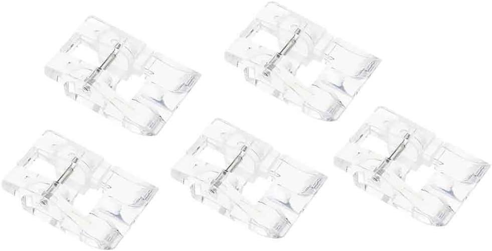 Machine /à Coudre Pieds Presseur pour Paillette Perle Perl/é de Couture Machine /à Coudre Domestique Ourlet Pied de pi/èces Accessoires 1, S Mignon CH Pieds de Biche