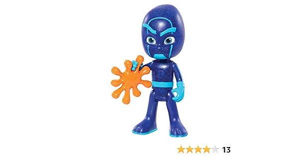 JP PJ Masks JPL24699 Night Ninja Deluxe Talking Figura ...