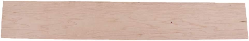 Maple Fingerboard Guitar Fretboard Material Blank Plate DIY Luthier Tool