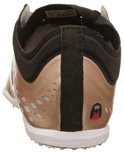 New Balance Md800v5 Spikes, Chaussures DAthlétisme Femme Rose Gold/Black