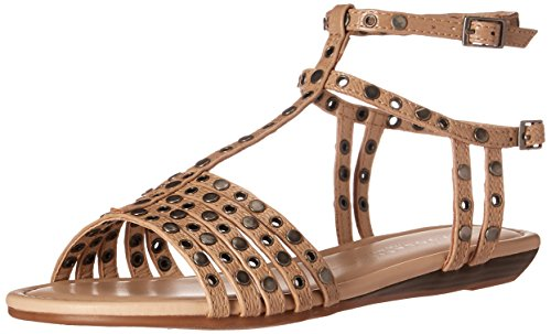 Very Volatile Women's Emminence Flat Sandal Taupe