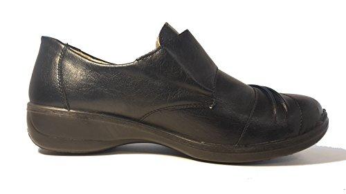 3 W Black Half Shoe Women's Classic Hohenlimburg Lace Up rrgq6Hvw