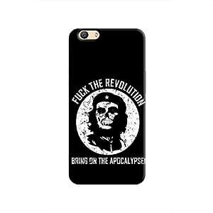 Cover It Up Dead Revolution Hard Case for Oppo F1S - Black