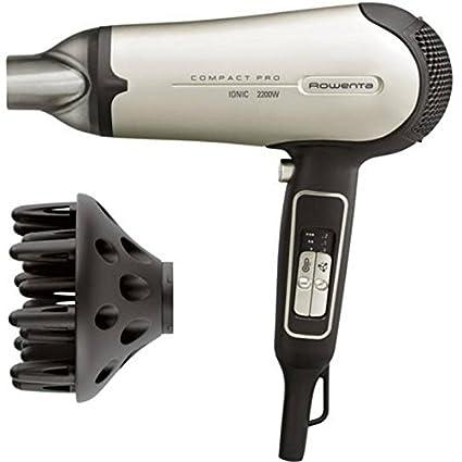 Rowenta CV4721 2200W Multicolor secador - Secador de pelo (Multicolor, Con agujero en la