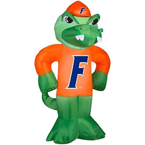 Clemson Mascot Costume (Gemmy Airblown Inflatable University Of Florida Albert Mascot - Football Decoration, 7-foot Tall)